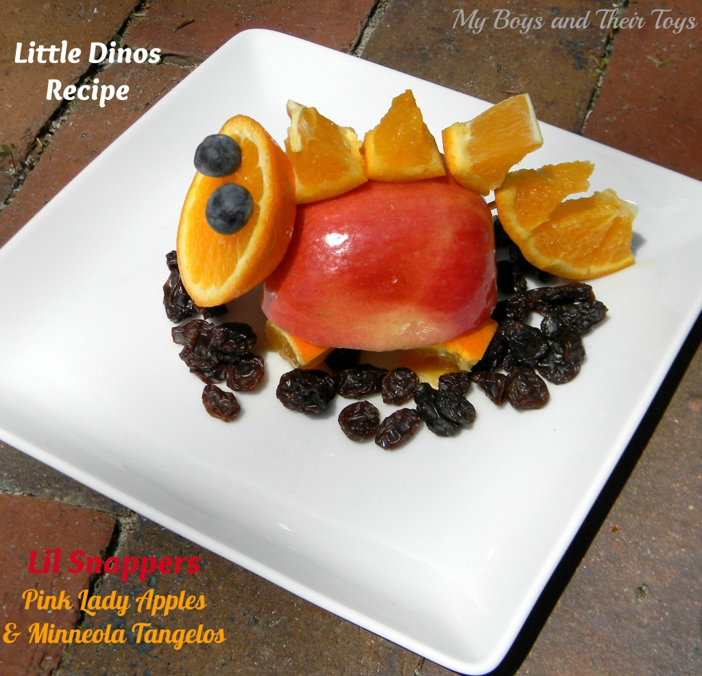 Little Dinos recipe
