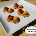 All-American Pretzel Dog