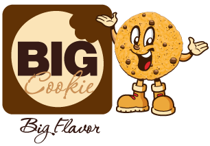 big cookie logo