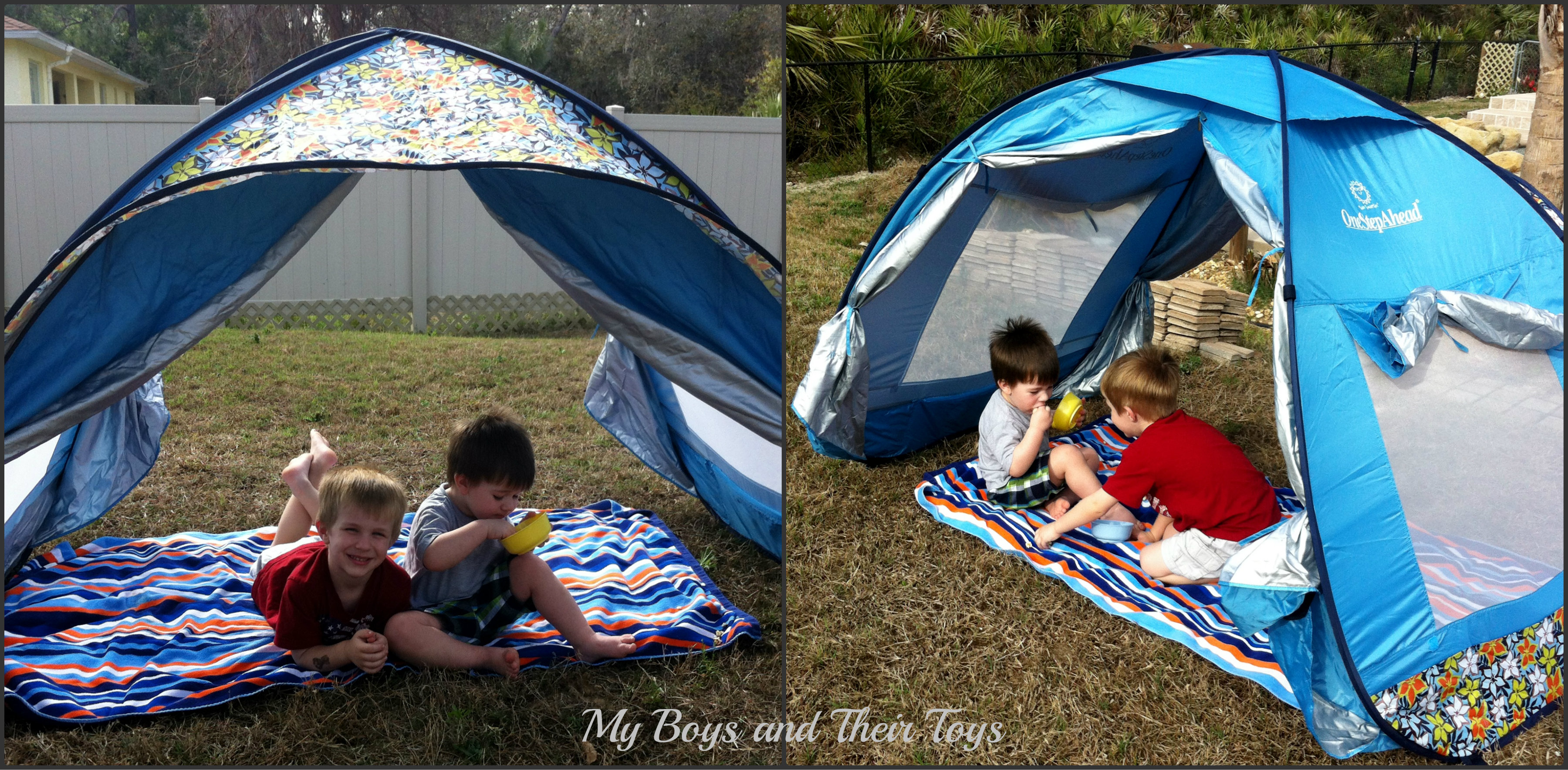 timeless design 33901 51943 How to Keep your Family Cool with the Sun Smarties Beach Cabana