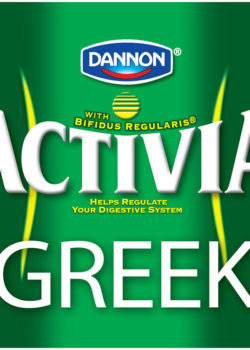 Activia Greek Logo