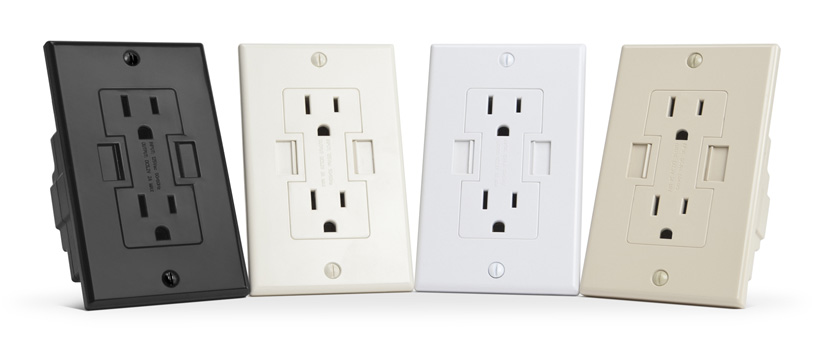 Power2U outlets