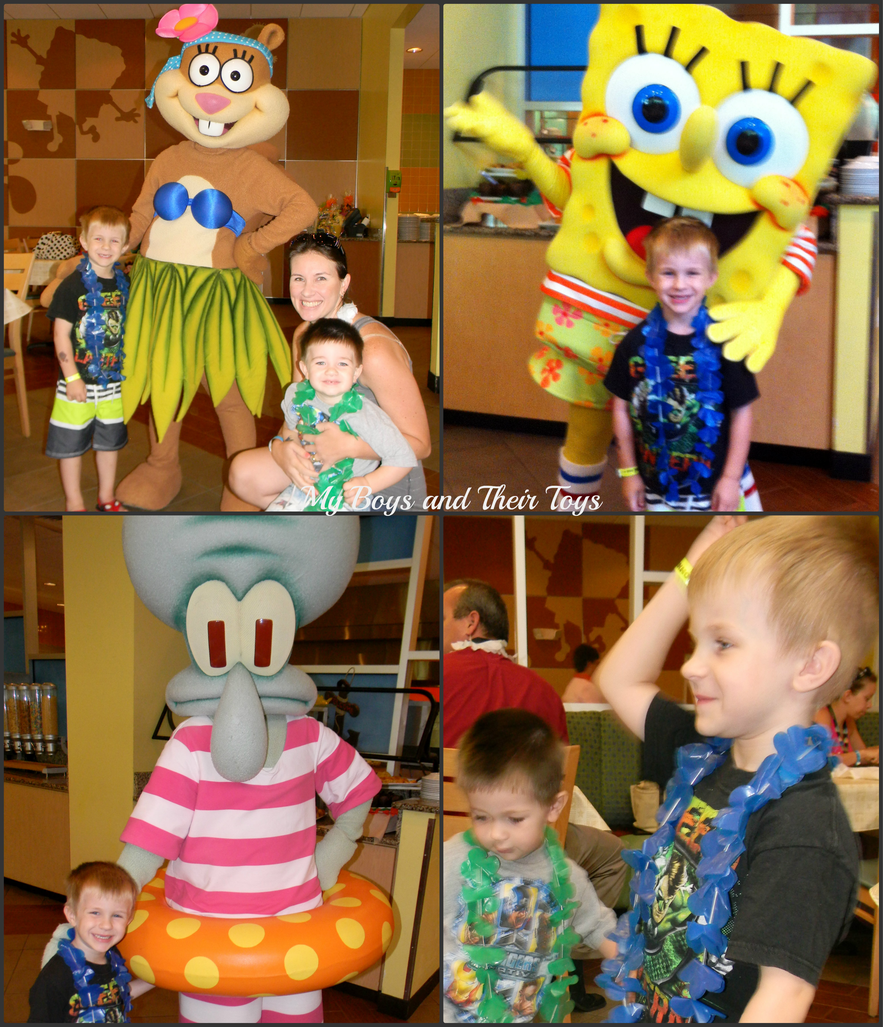 Nickelodeon suites resort review for Character hotel