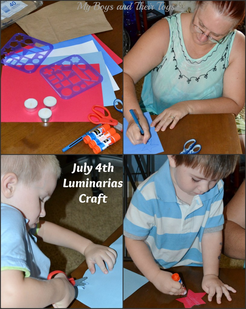 luminarias craft