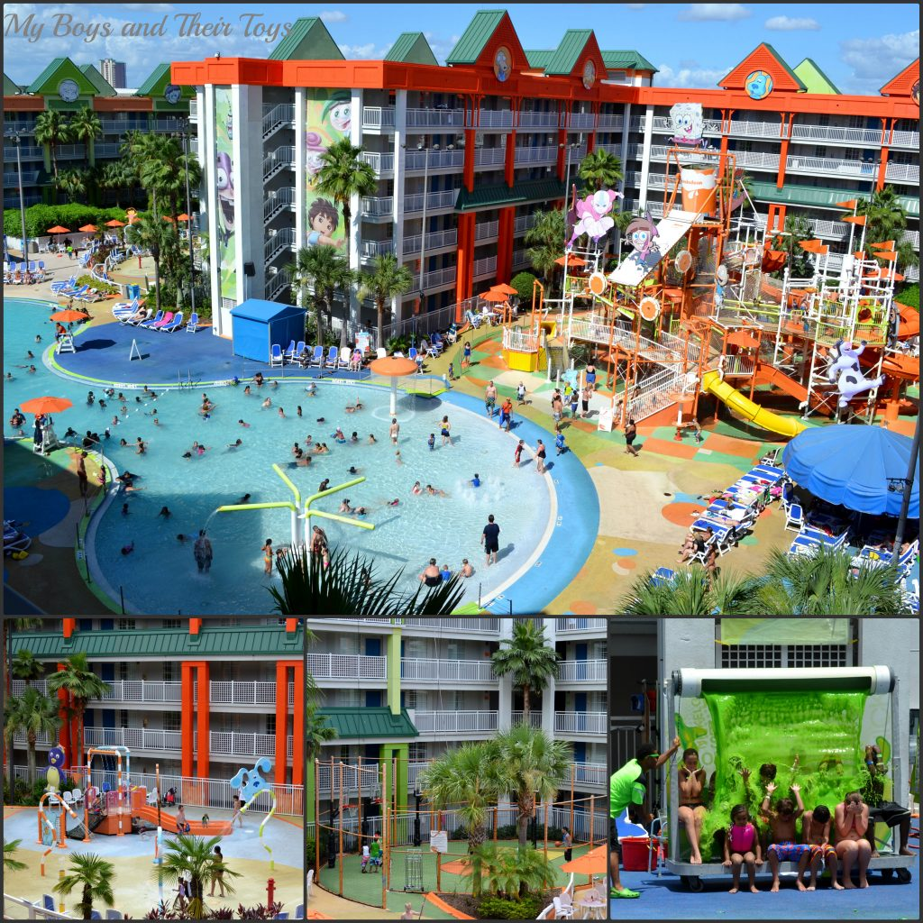 Book A Stay At Nickelodeon Suites Resort