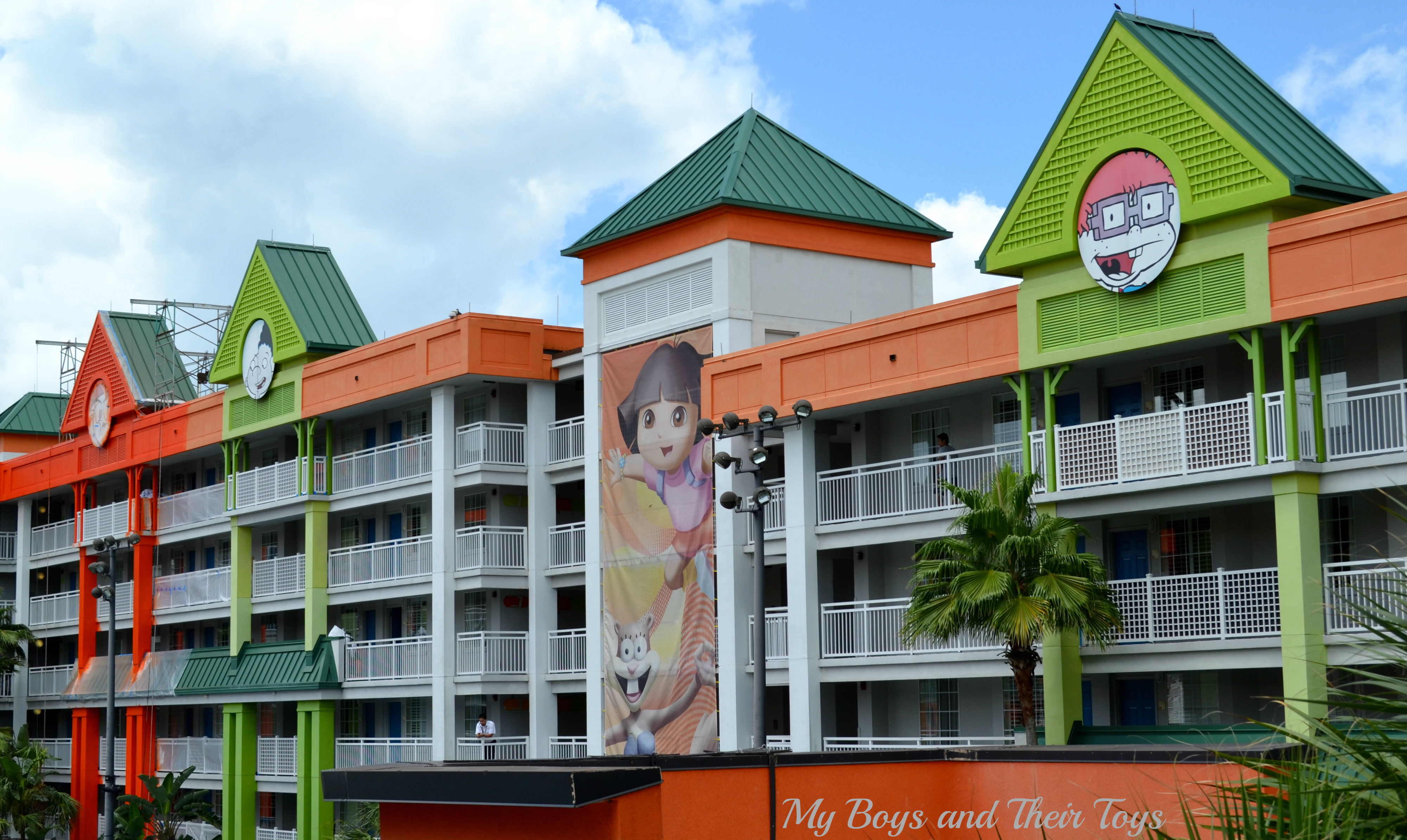 Book A Stay At Nickelodeon Suites Resort Review