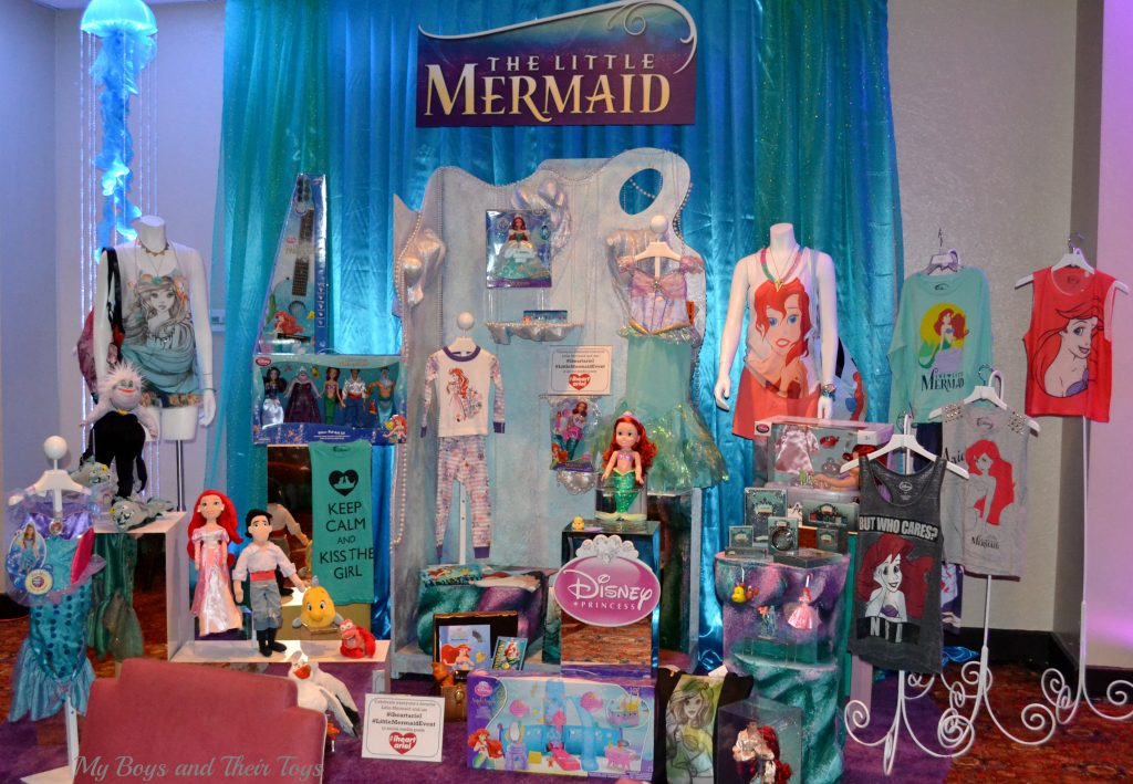 The Little Mermaid Event