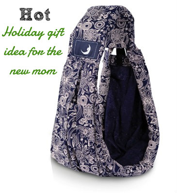 dd9c737d615 TheBabaSling Baby Carrier by Joovy - Holiday Gift Idea for the New Mom