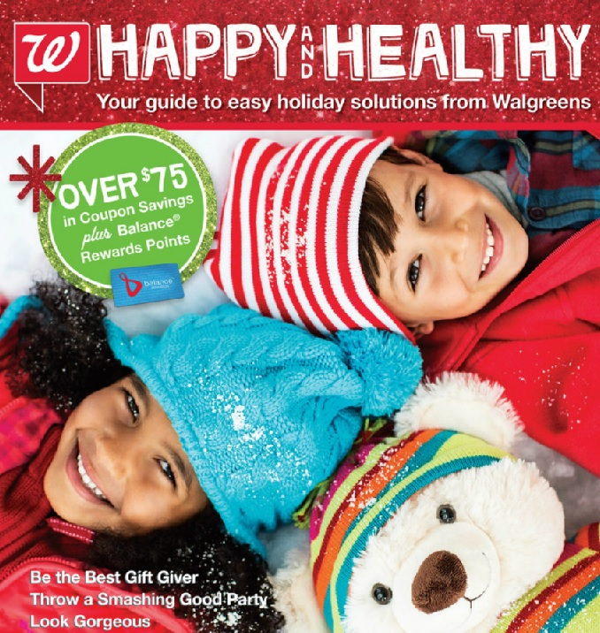 Walgreens happy healthy #shop #cbias #HappyAllTheWay