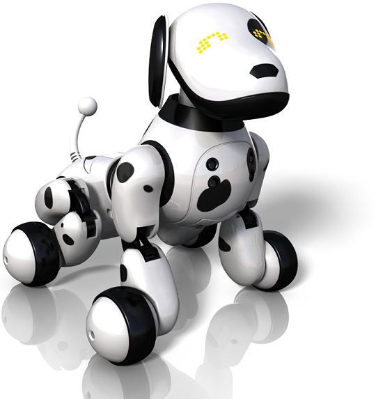 Zoomer A Robot Puppy Thats Just Like The Real Thing My Boys
