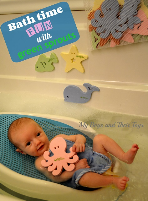 green sprouts bath toys