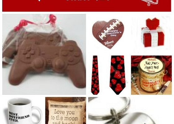 Valentine's Day Gifts- 10 Gifts for Him Under $20