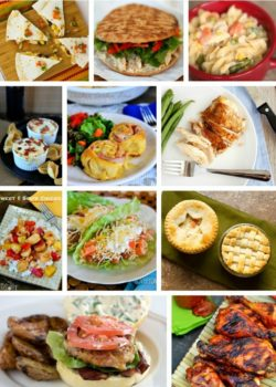 25 Mouthwatering Chicken Recipes