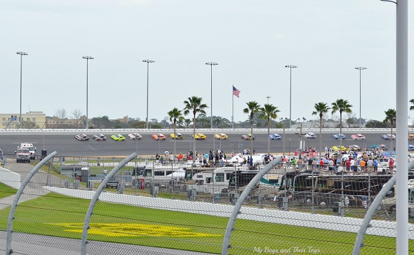 turn 4 Nascar Daytona 500