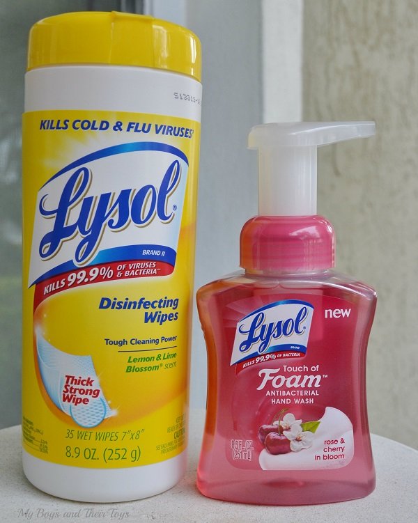 Lysol Pack