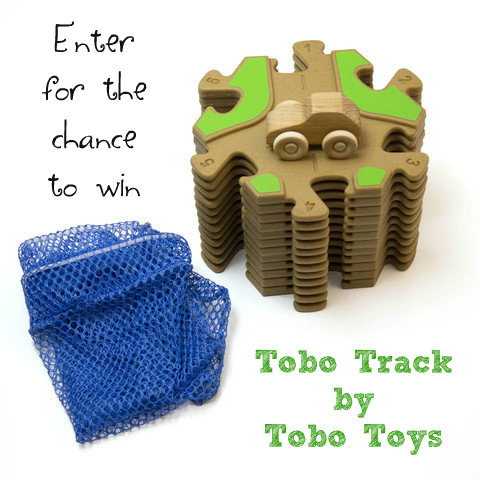 Tobo Toys giveaway
