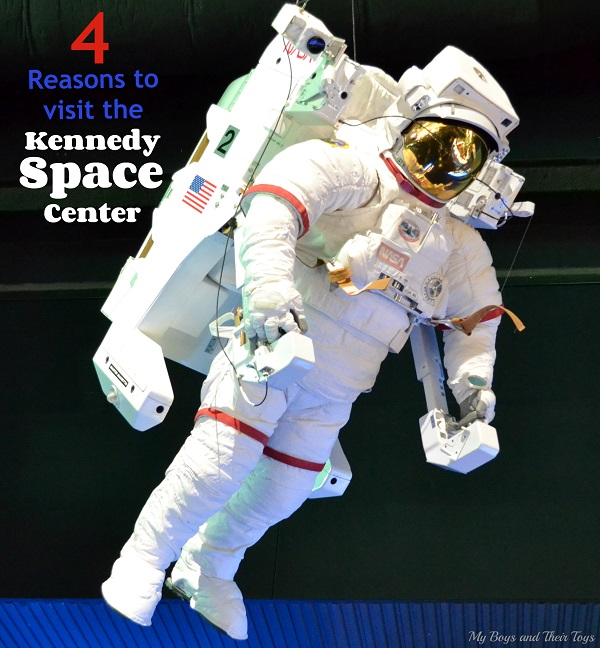 4 reasons to visit the Kennedy Space Center