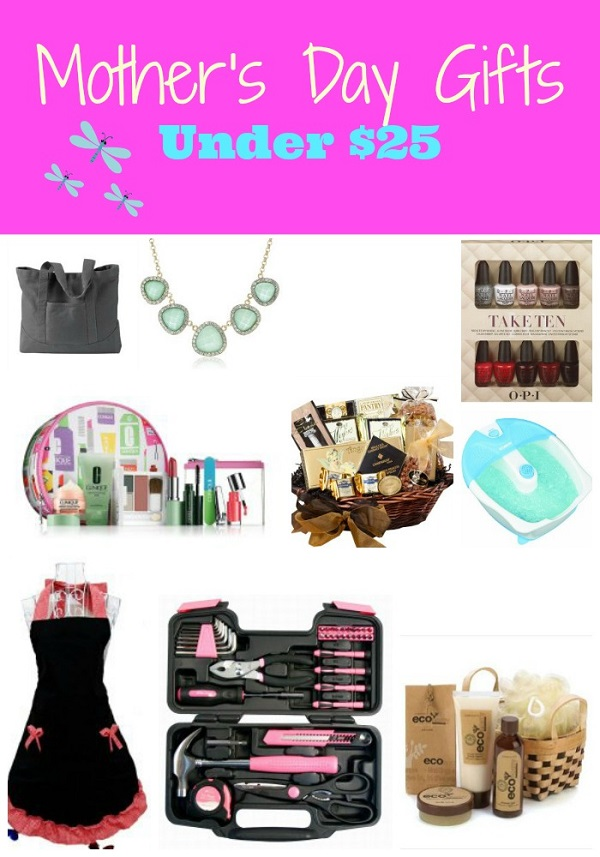 10 Mother's day gifts