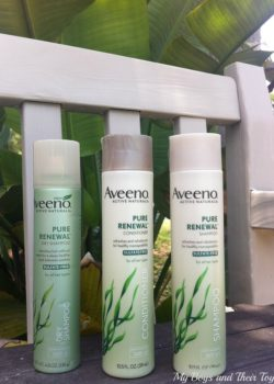 Aveeno all natural products
