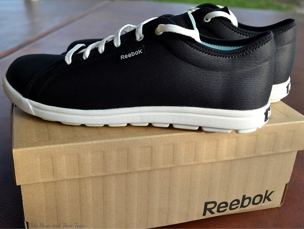 9b9953fcd0f94a The Perfect Shoe for Moms On the Go! Reebok  skyscape - My Boys and ...