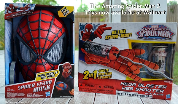 Amazing Toys For Boys : The amazing spider man toys walmart gc giveaway