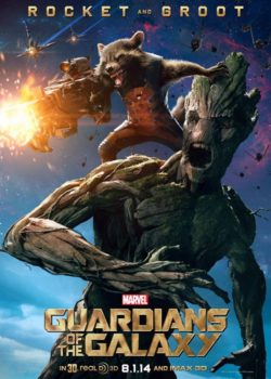 Guardians of the Galaxy Groot and Rocket