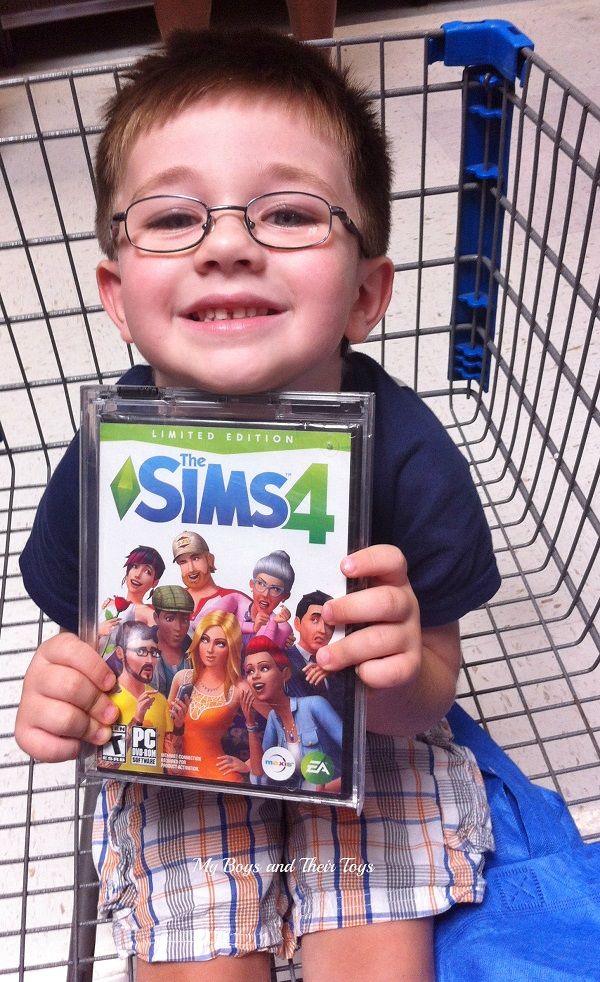 Boys And Their Toys : The sims™ is here thesims pc game review my boys