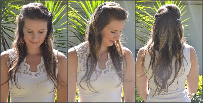How To Curl Your Hair In 10 Minutes 2 Everyday Looks