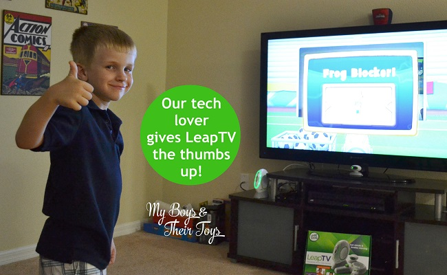 leaptv thumbs up