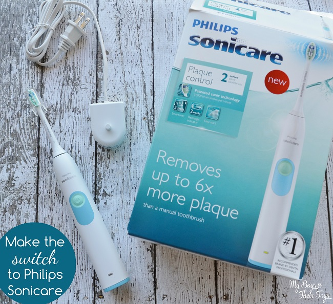 Philips Sonicare series 2
