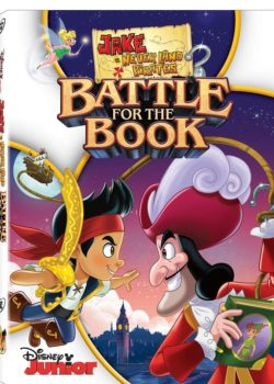 jake and the neverland pirates dvd