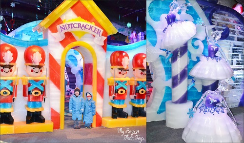 ice nutcracker