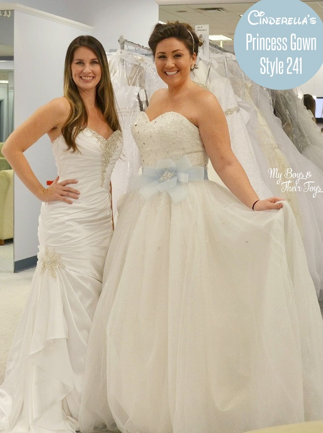 Alfred Angelo cinderella gown