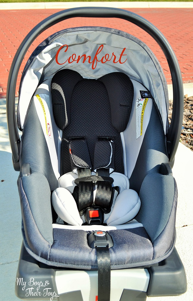 5 Reasons to Love the GB Evoq Travel System - My Boys and Their Toys