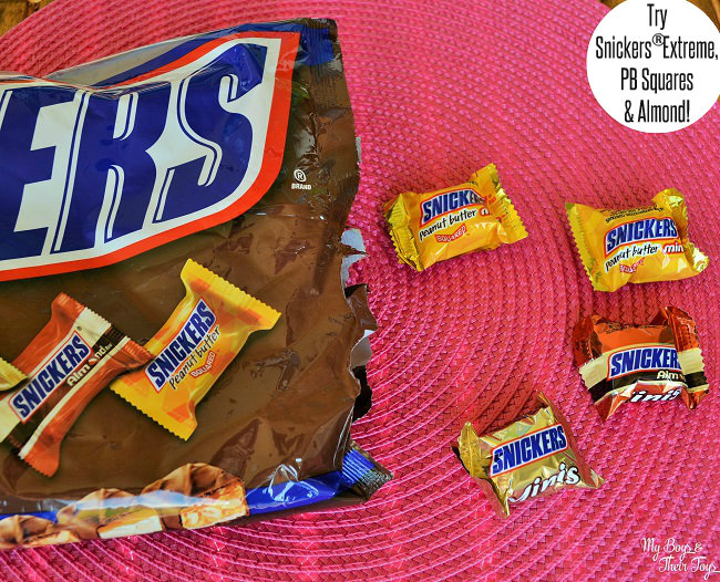 new snickers