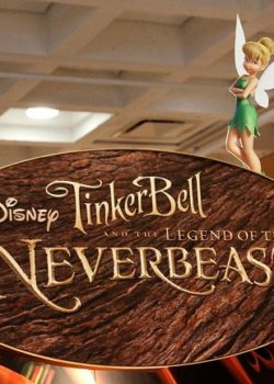 Tinkerbell sign