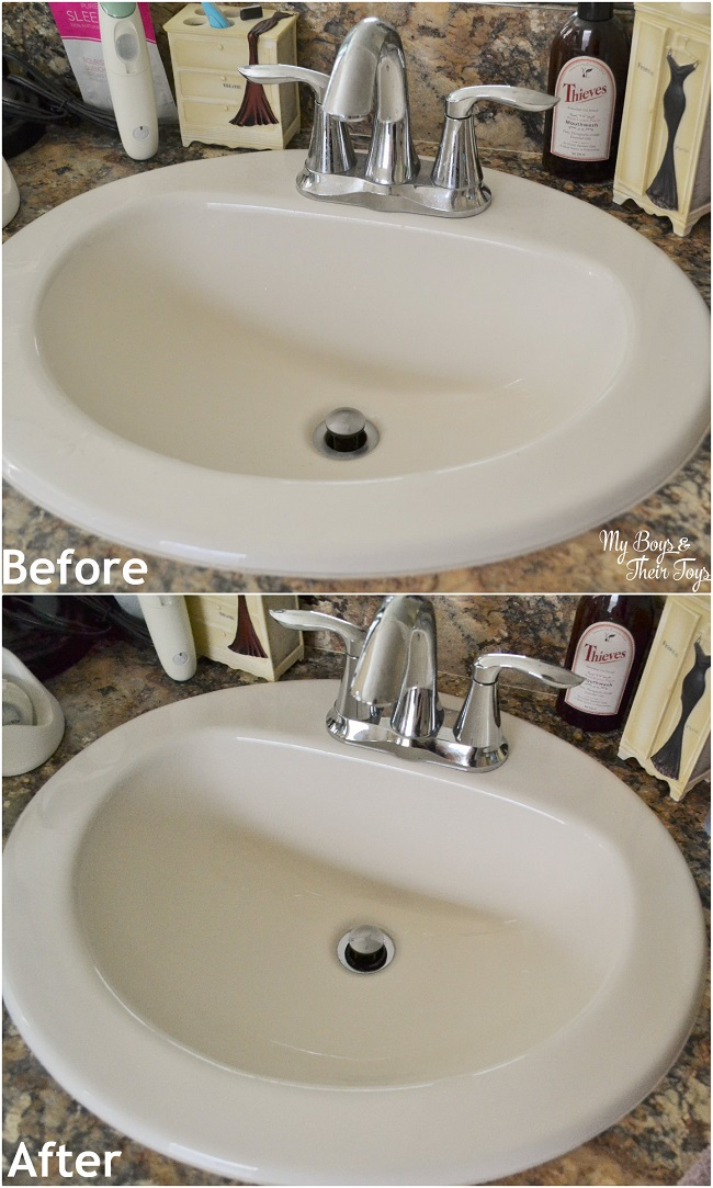 sink cleaner