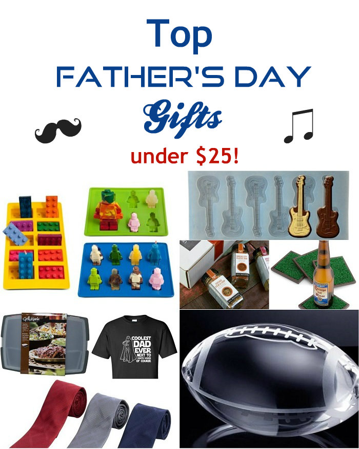 Top Father's Day Gifts for Dad under $25