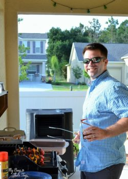 grilling in Florida