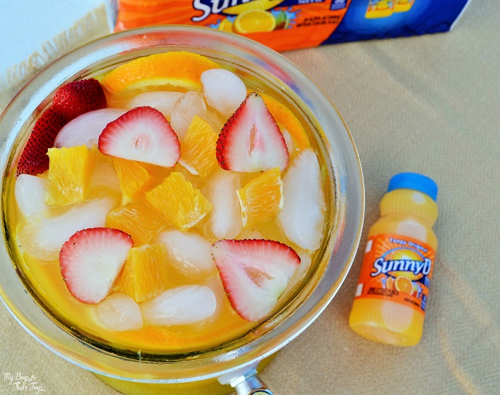 Easy Summer Punch
