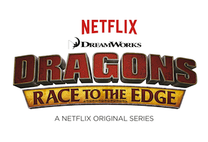 Dragons Race to the Edge Netflix