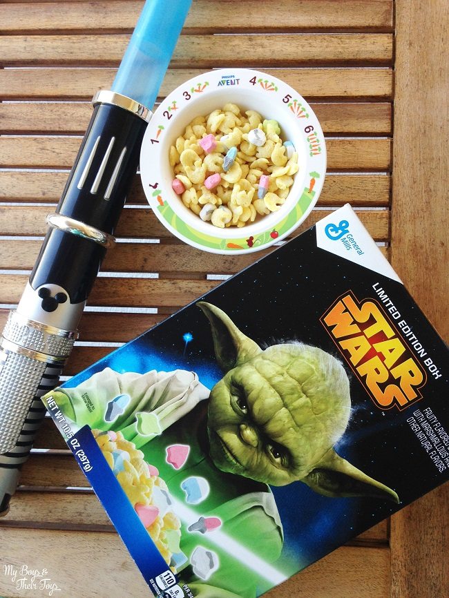 star wars cereal limited edition