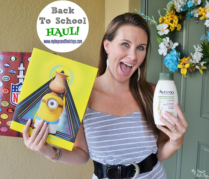 Back to school haul