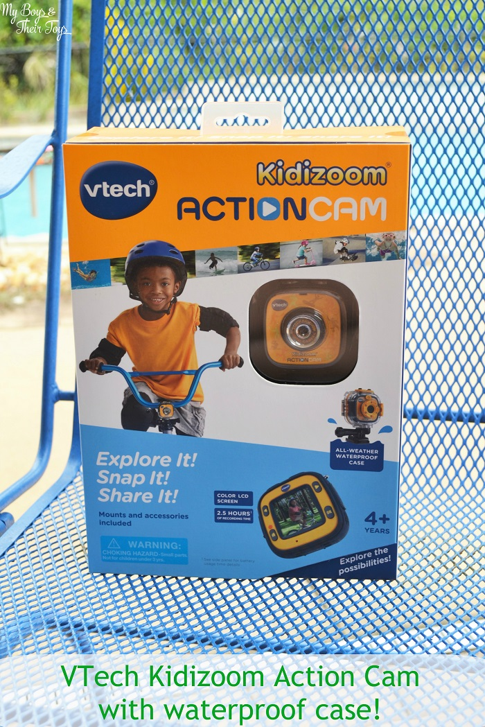 action camera for kids