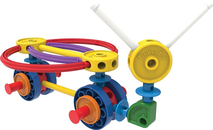 Tinker Toys For Boys : Why your builder needs k nex tinkertoy giveaway my