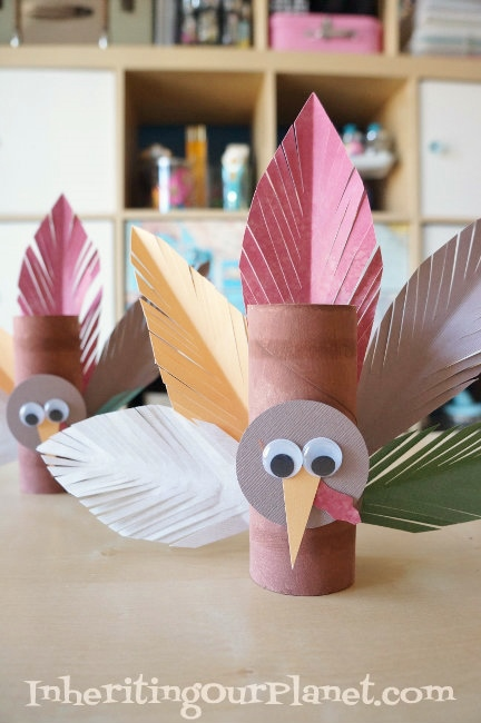toilet paper turkey