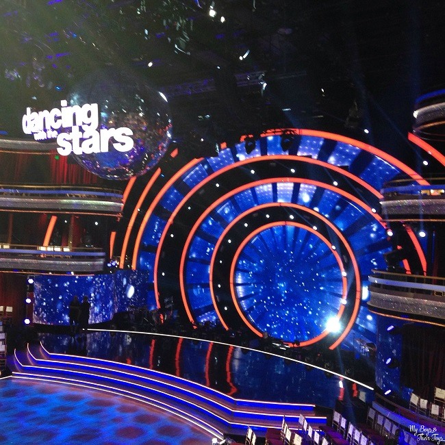dwts stage
