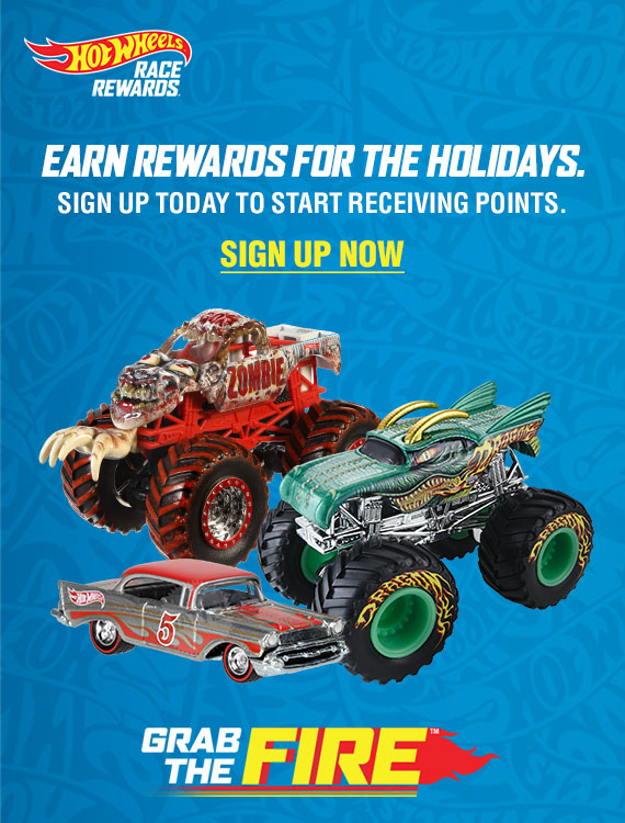 hot wheels race rewards