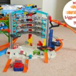 Check Out The Hot Wheels® Ultimate Toy Car Garage & Play Zone