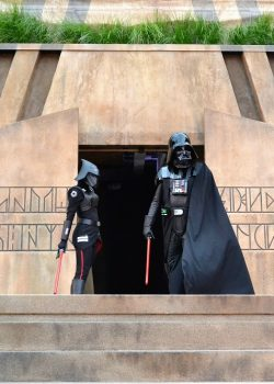 Darth Vader and Seventh Sister